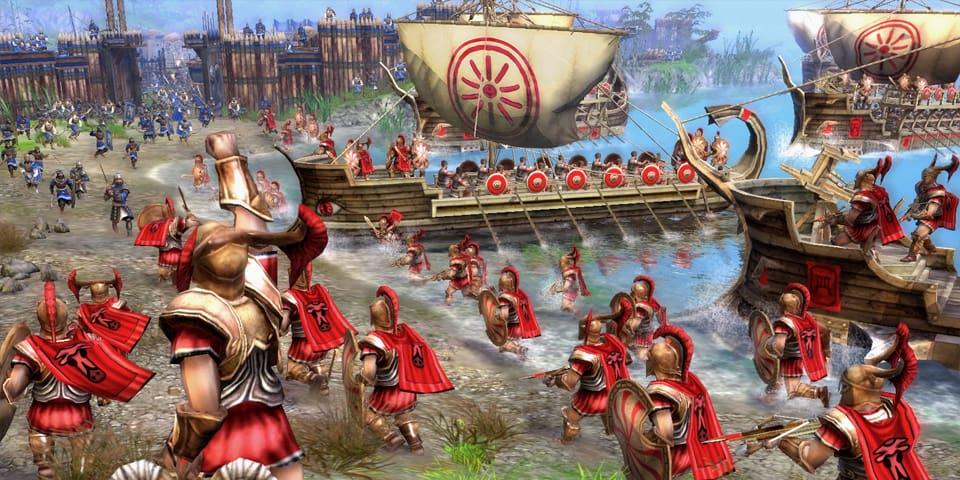 Screenshot Sparta, FX Interactive