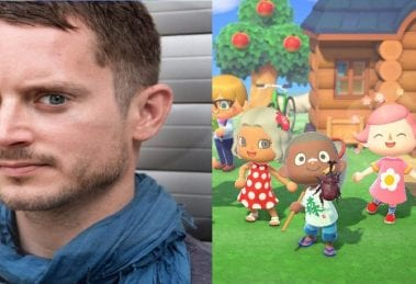 Elijah Wood gioca ad Animal Crossing: New Horizons