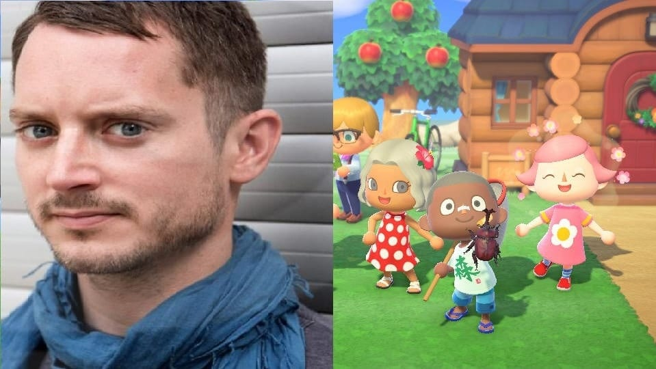Elijah Wood gioca ad Animal Crossing: New Horizons