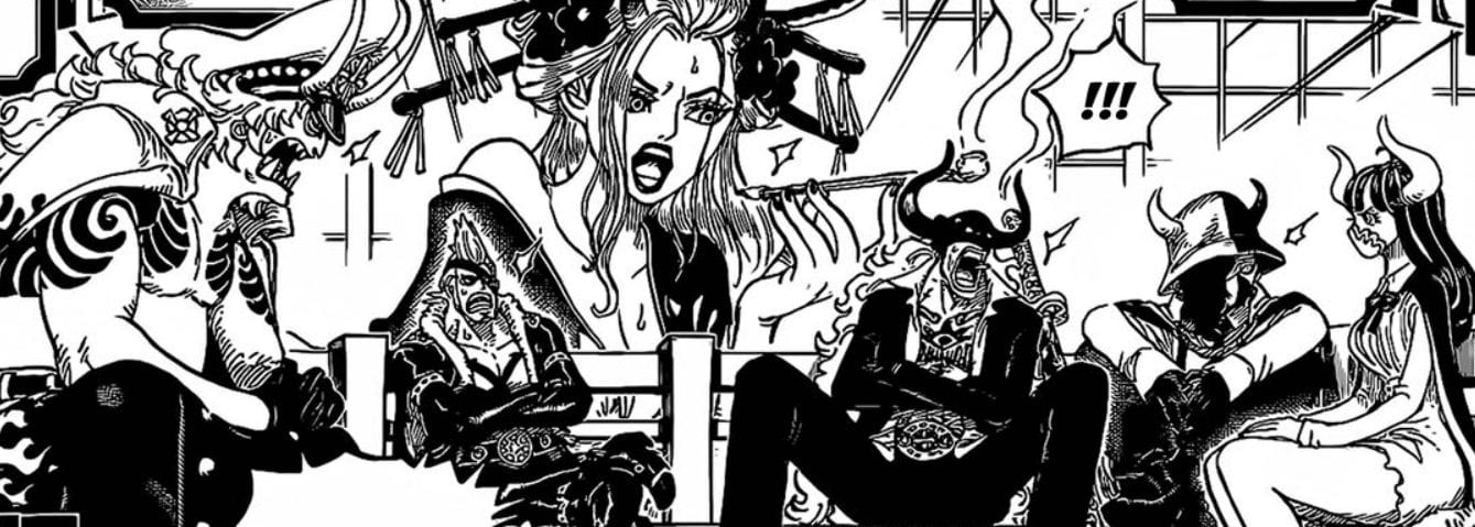 One Piece: capitolo 978