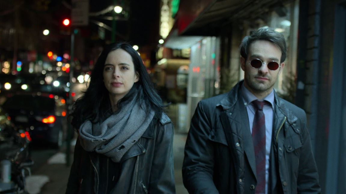 Daredevil, Jessica Jones
