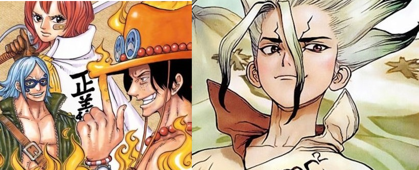 One Piece Ace Dr. Stone