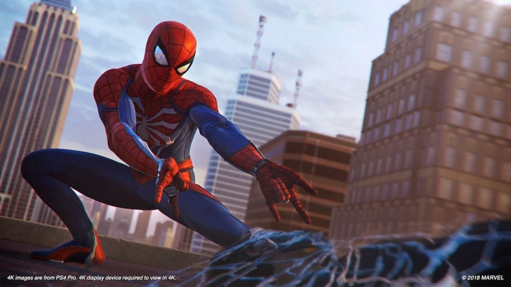 Marvel's Spider-Man immagine in game