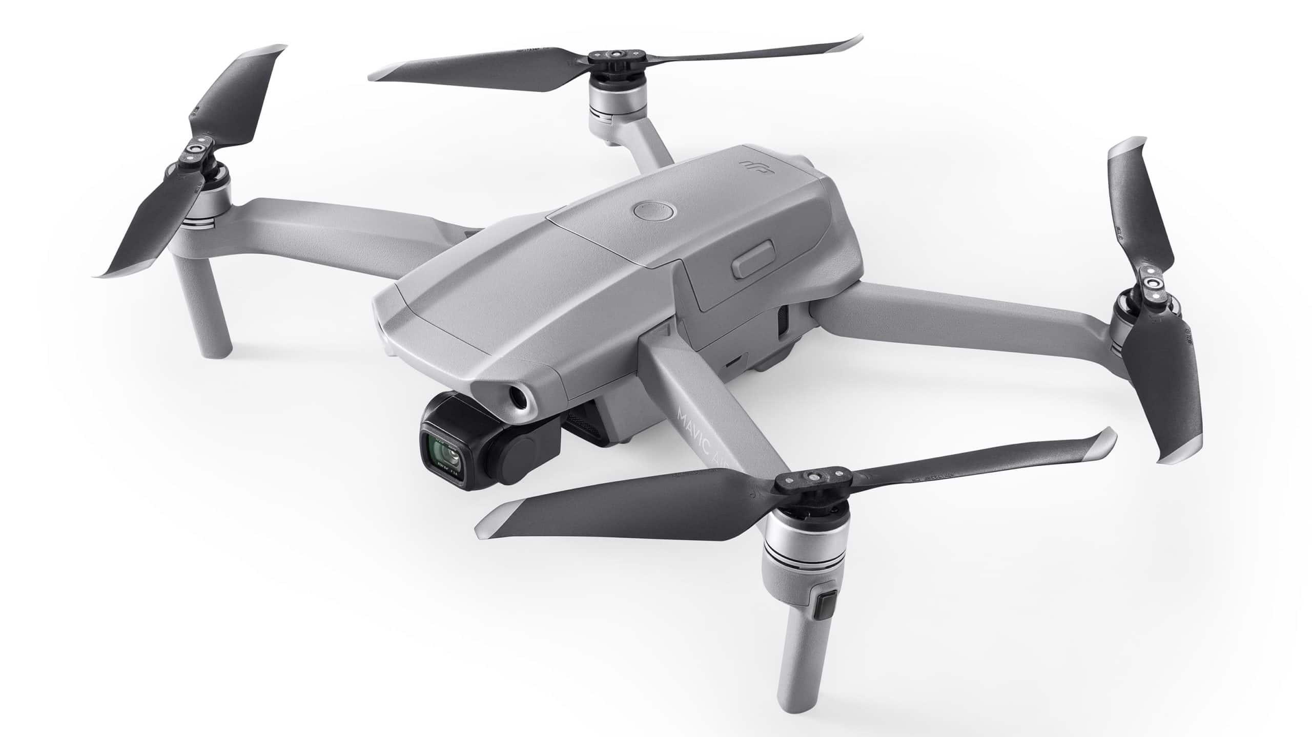 DJI Mavic Air 2, il nuovo drone per professionisti