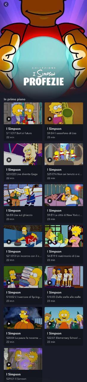 I Simpson episodi