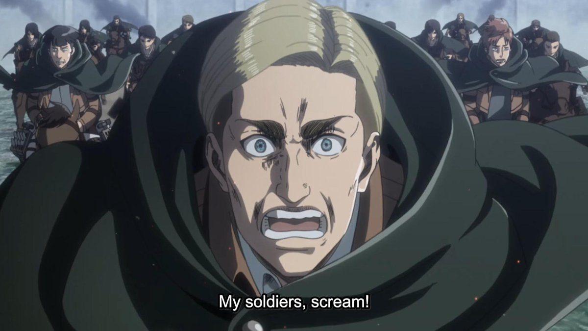 L'attacco dei giganti Erwin