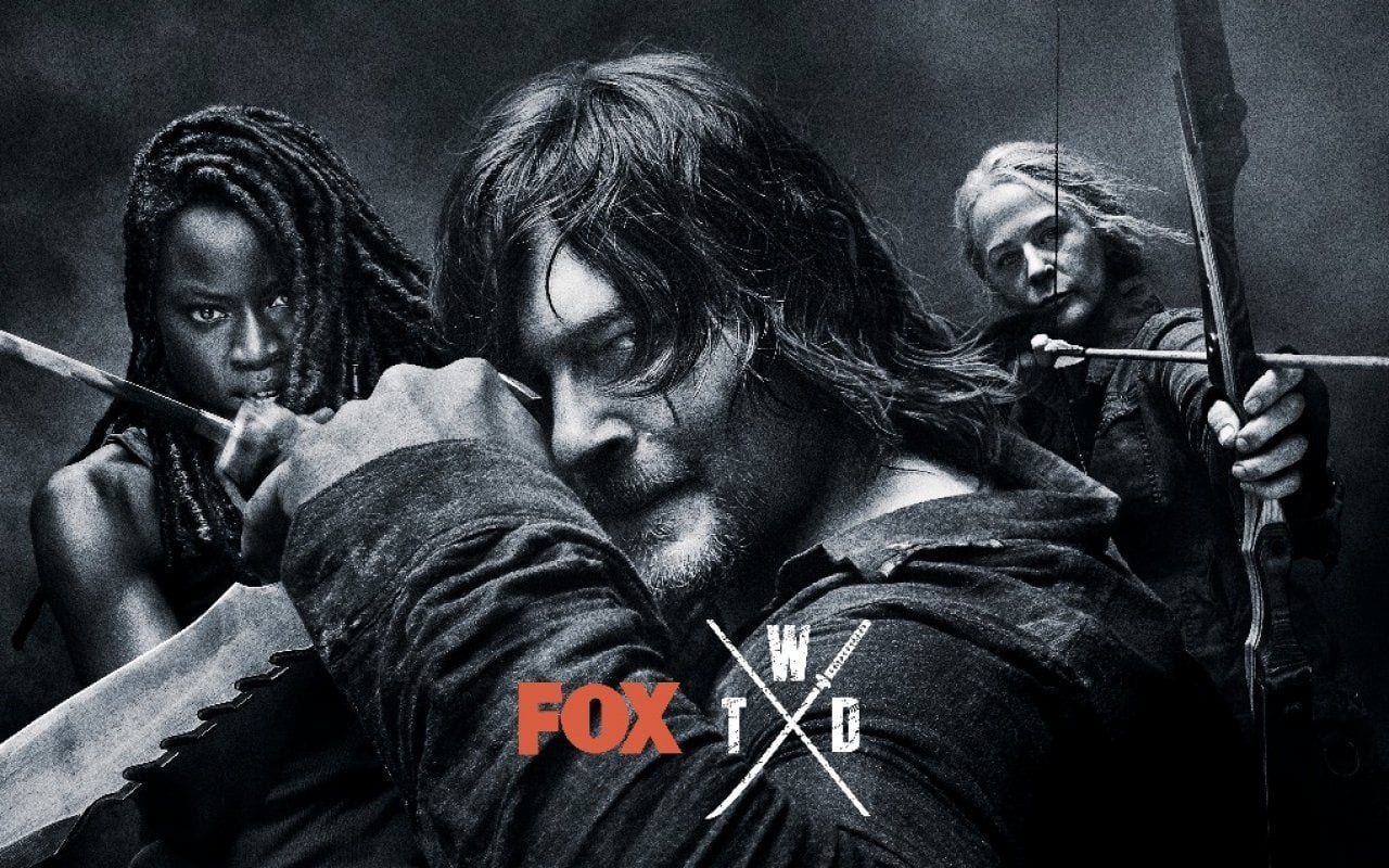 Michonne, Daryl e Carol