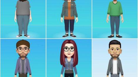 Facebook Avatar, i nuovi personaggi personalizzati di Facebook