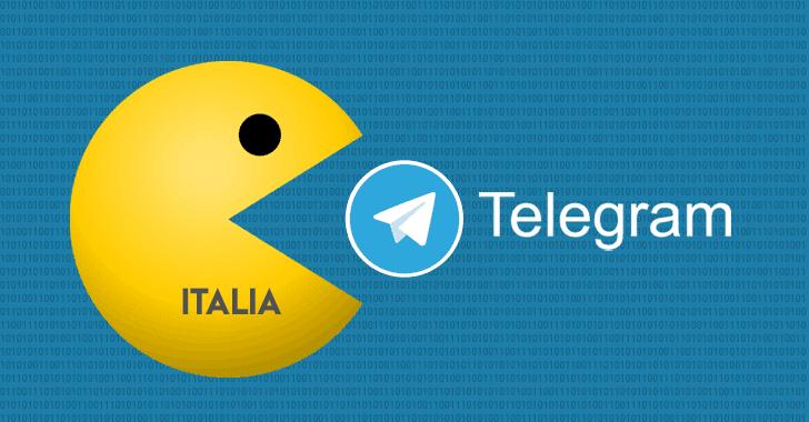 "L'Italia vuole ""mangiare"" Telegram eliminando l'app dal territorio causa pirateria"