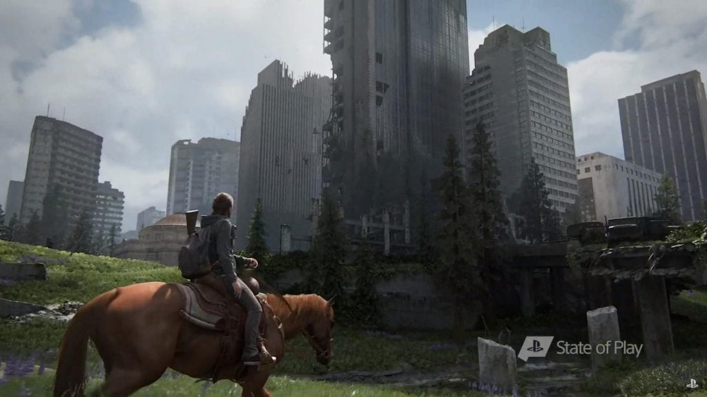 The Last of Us Parte 2 Screenshot