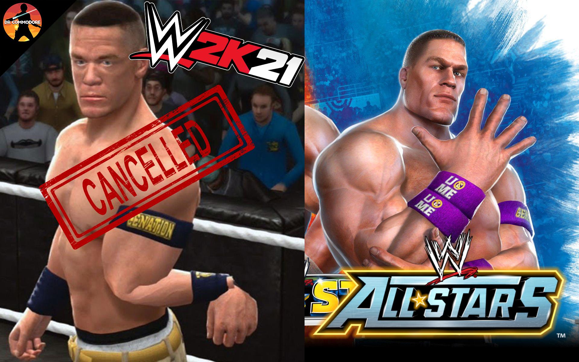 WWE 2K21