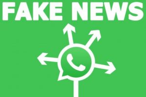 Whatsapp Logo fake news