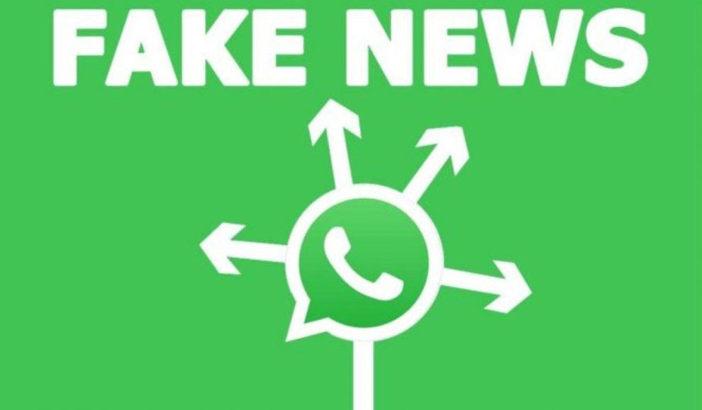 Whatsapp Logo fake news