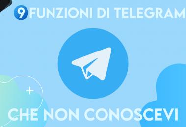 9 funzioni telegram banner