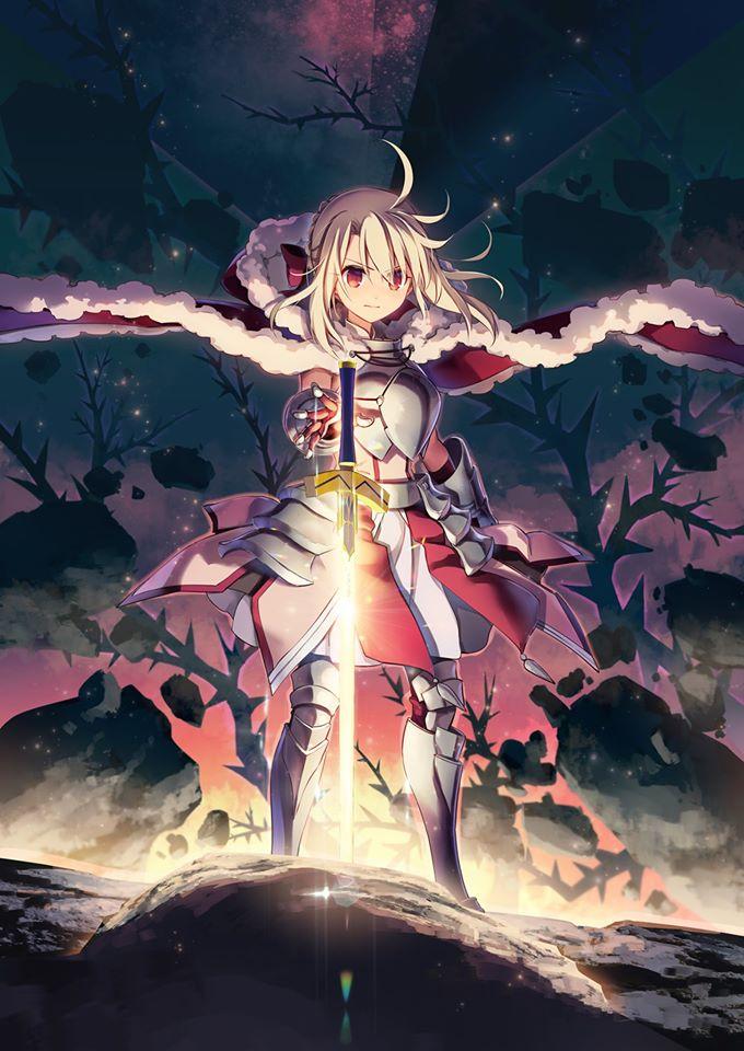 Fate/kaleid liner Prisma Illya poster