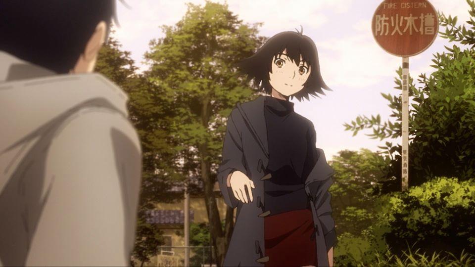 Anime beatles yesterday