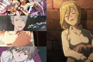 Copertina coppie omosessuali negli anime