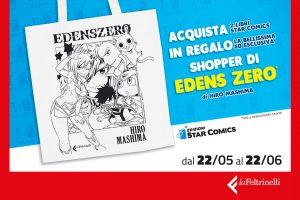 Edens Zero shopper