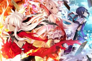 Fatekaleid liner Prisma Illya movie 3