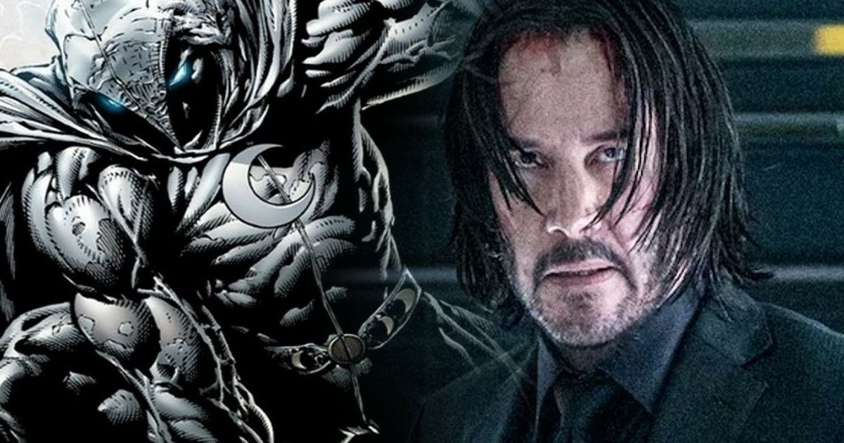 Keanu Reeves Moon Knight