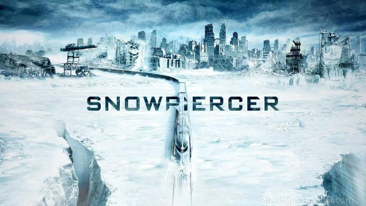 Lo Snowpiercer nel ghiaccio