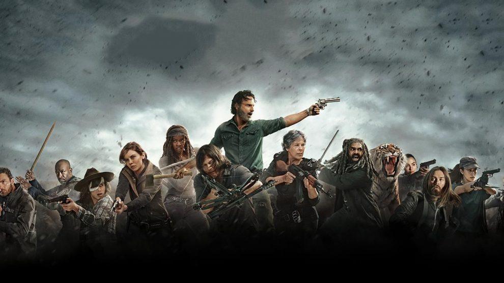 il gruppo di sopravvissuti