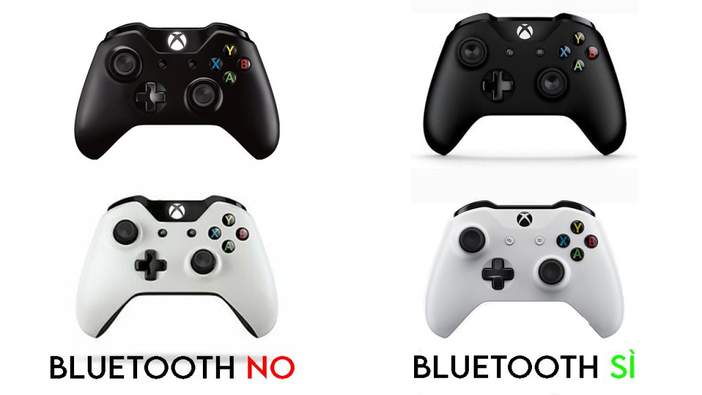 Controller Xbox One Bluetooth