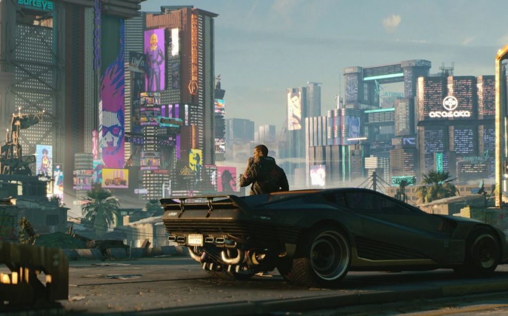 Cyberpunk 2077: un nuovo trailer del gameplay completamente in italiano