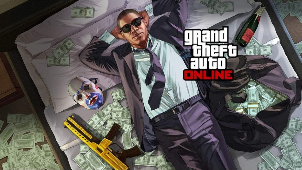 Poster GTA Online