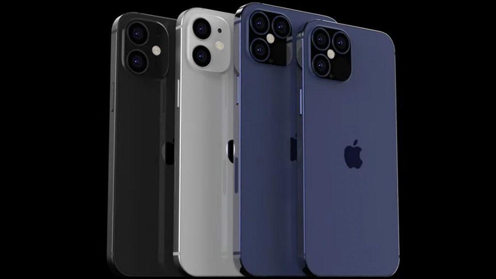 iPhone 12, 12 Max, 12 Pro e 12 Pro Max