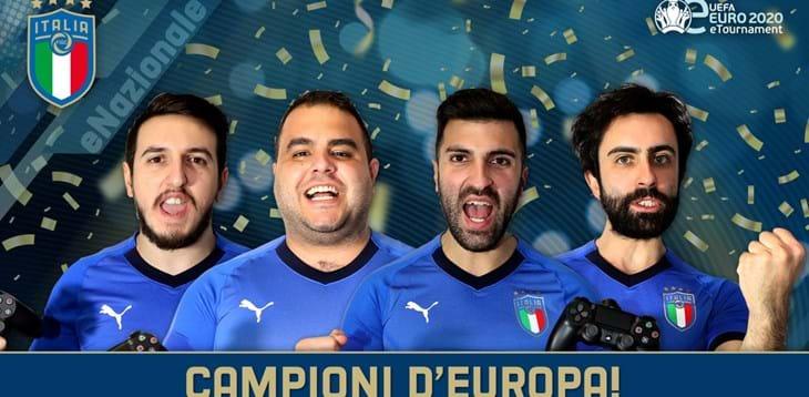 italia efootball