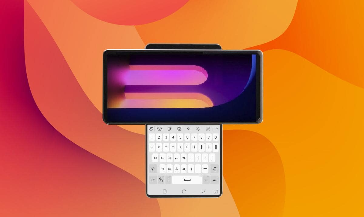 LG Wing, il nuovo rumor smartphone che ruota a T