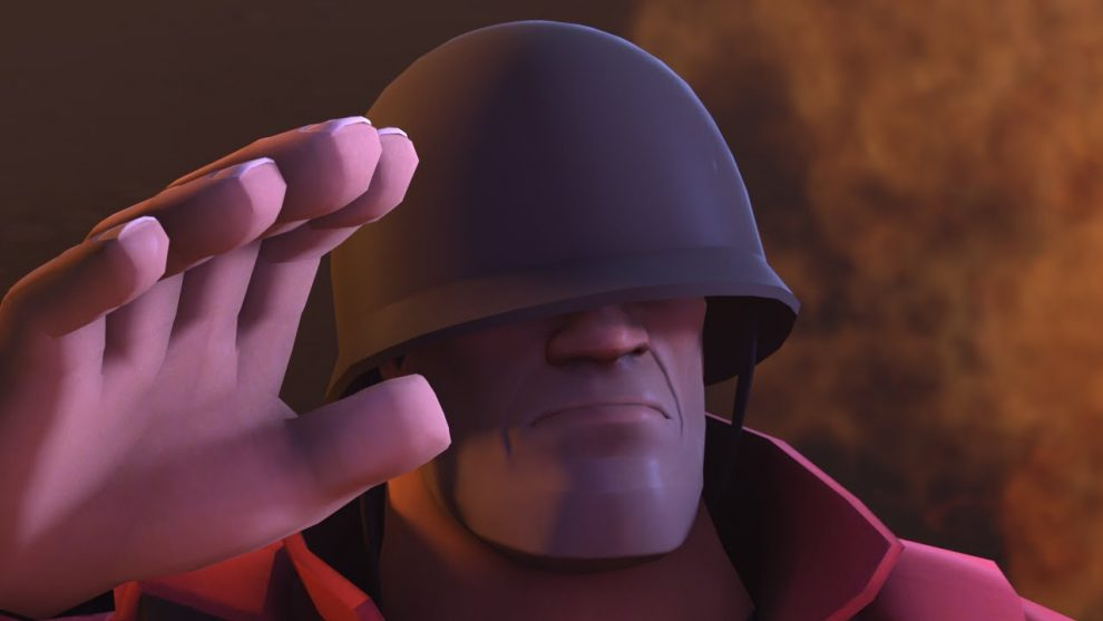 Soldier Team Fortress 2