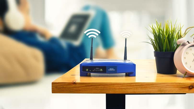 Modem wifi 2.4 GHz