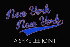Spike Lee New York New York