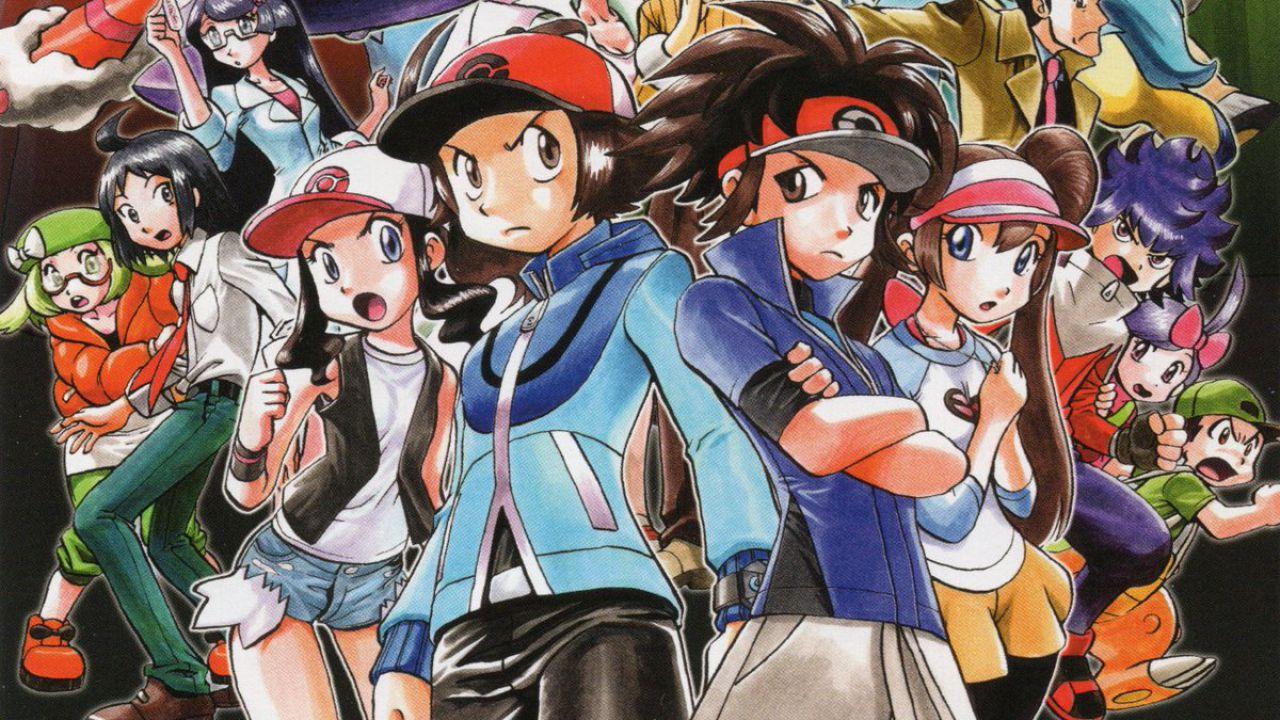 pokemon adventures manga yamamoto