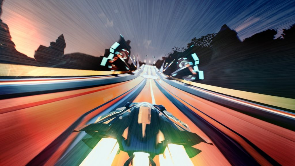Redout Screenshot