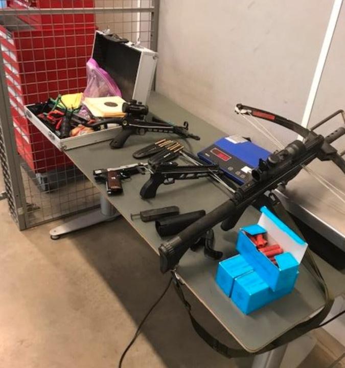 altre armi cacciatori zombie