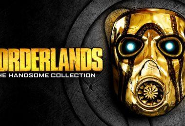 Borderlands The Handsome Collection Logo