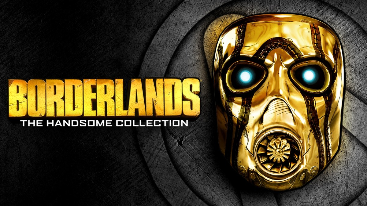 Borderlands The Handsome Collection Logo