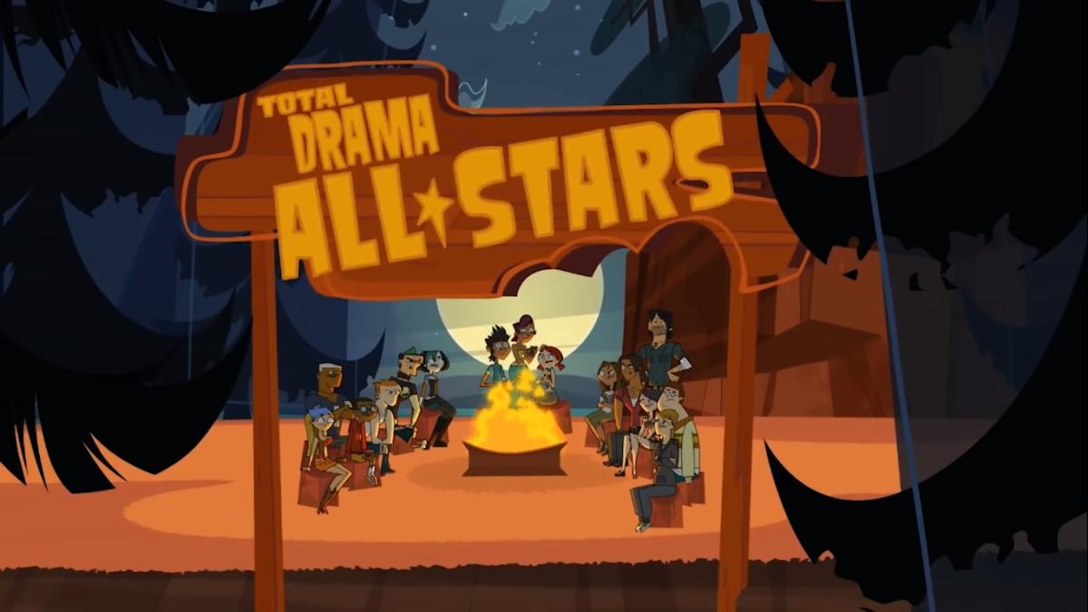 Total Drama All Stars