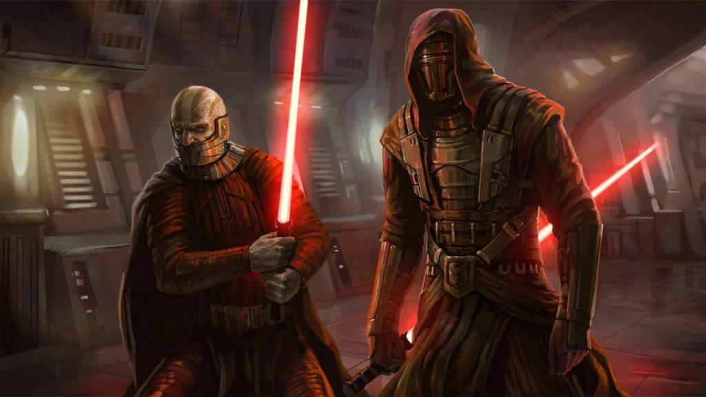 Star Wars KOTOR artwork