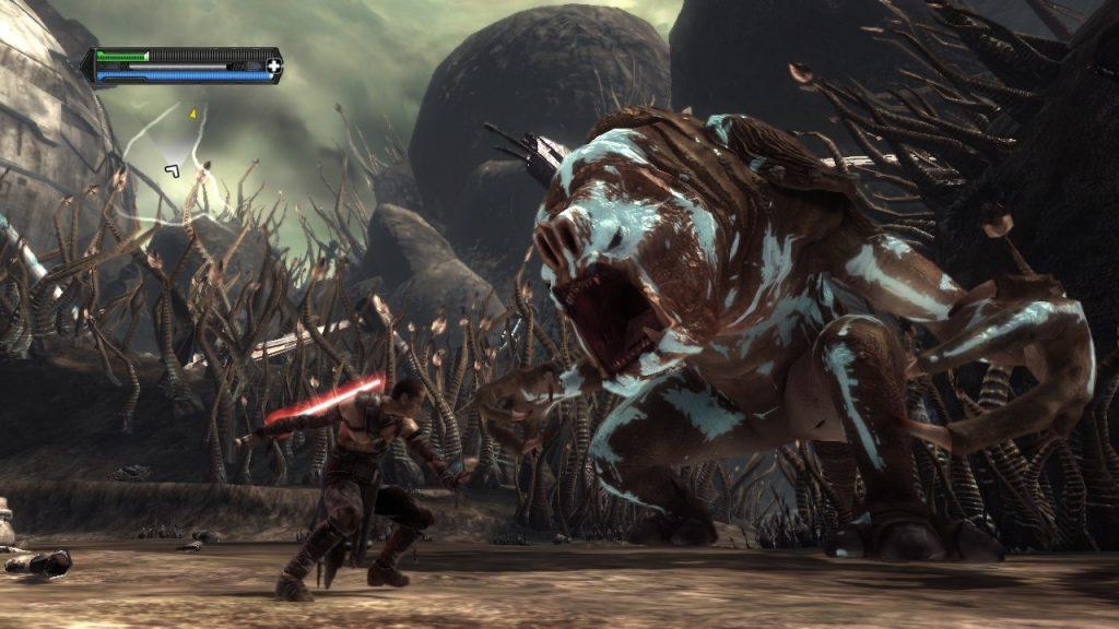 Star Wars il Potere della Forza screenshot