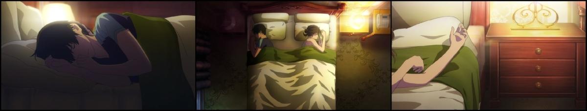 Sakura e Haruki