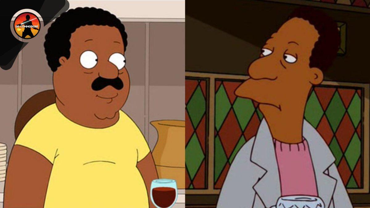 Simpson Griffin doppiatori