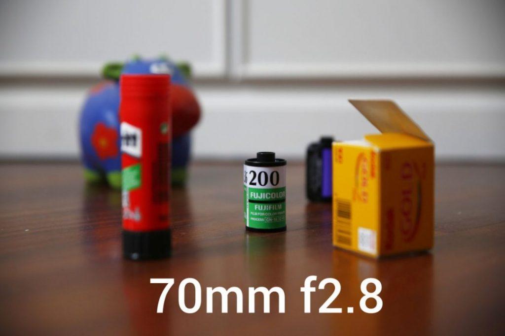 70mm f2.8