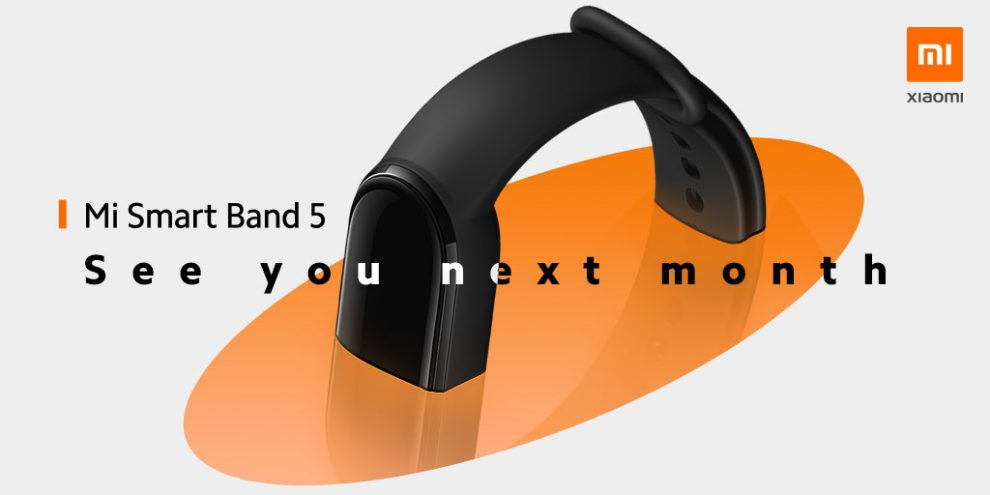 Xiaomi Mi Band 5 Smart
