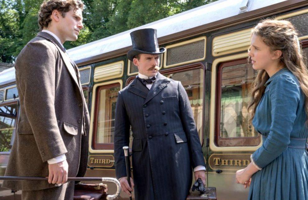 Enola Holmes , la sorella di Sherlock Holmes