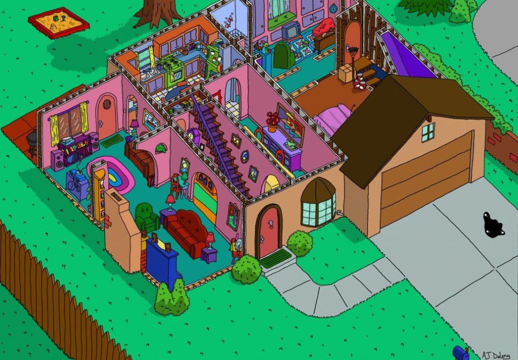 Simpson-illustrazione