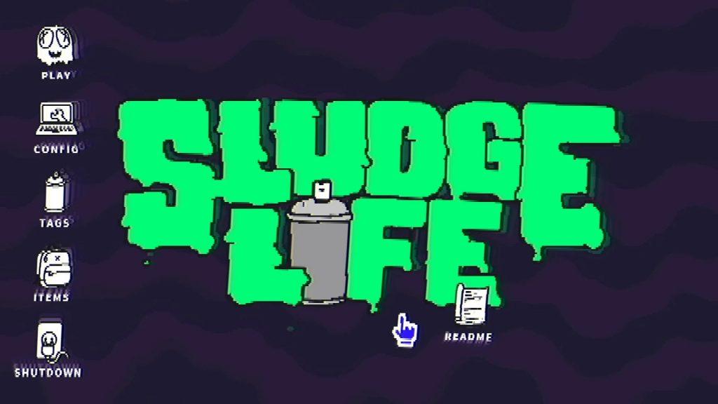 sludge life logo